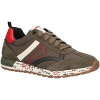 Chaussures Garçon Baskets basses Geox J929EA 0FU22 J ALBEN Verde