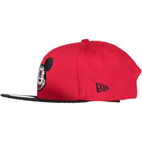 Accessoires textile Femme Casquettes New Era Casquette Floral Infill Mickey Mouse  Rouge Rouge