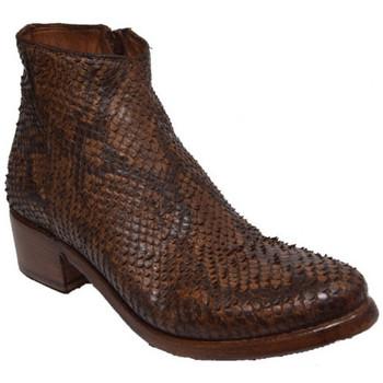 Chaussures Femme Bottines Hundred100 w860-05 Marron