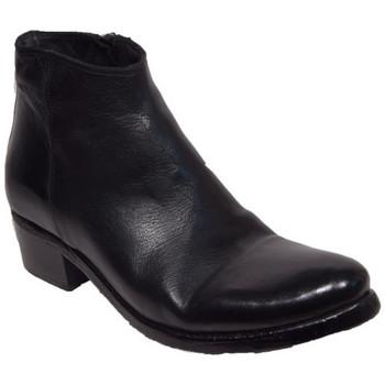 Chaussures Femme Bottines Hundred100 w860-05 Noir
