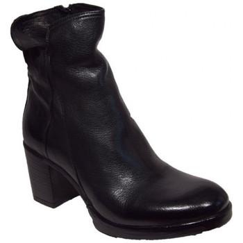 Chaussures Femme Bottines Hundred100 w909-03 Noir