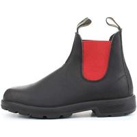 Chaussures Femme Boots Blundstone 508 Beatles Femme Noir / Rouge Noir / Rouge