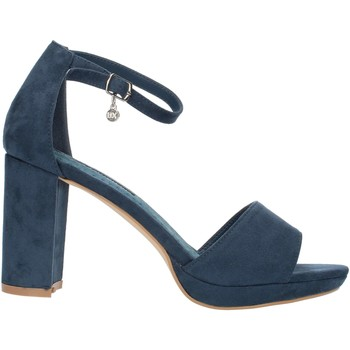 Chaussures Femme Sandales et Nu-pieds Xti 35047 Bleu pétrole