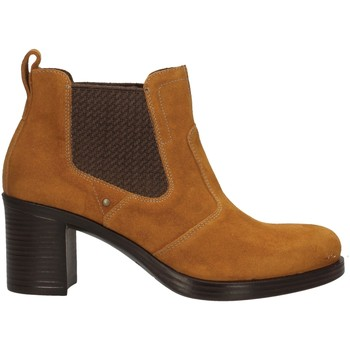 Chaussures Femme Bottines Nero Giardini A908820D MOUTARDE