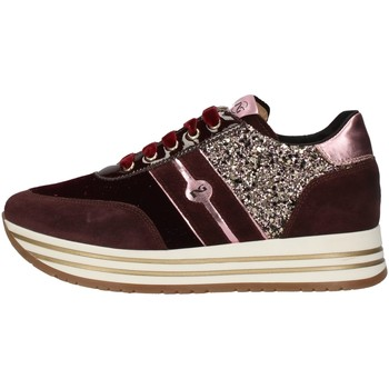 Chaussures Fille Baskets basses Nero Giardini A931182F violet