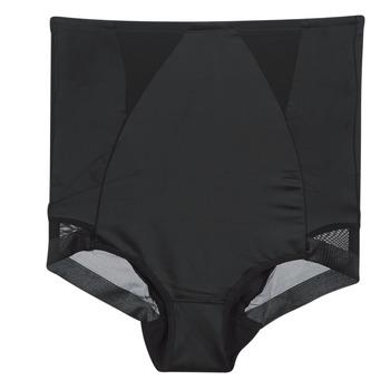 Sous-vêtements Femme Culottes gainantes PLAYTEX PERFECT SILOUHETTE Noir