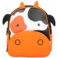 Sacs Enfant Sacs à dos Maskot Grand sac à dos enfant  Mastikot la vache Orange Multicolor