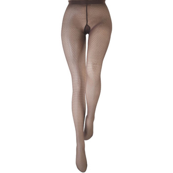 Sous-vêtements Femme Collants & bas Le Bourget Collant style Marron