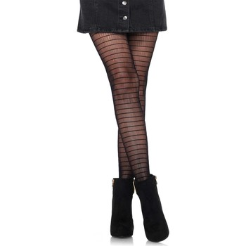 Sous-vêtements Femme Collants & bas Leg Avenue Collant STRIP Noir