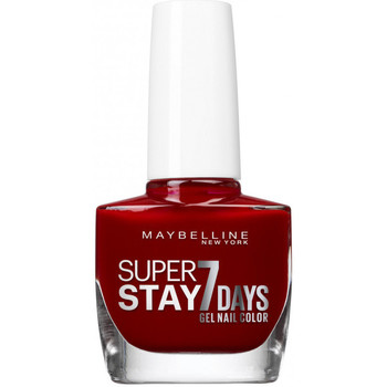 Beauté Femme Vernis à ongles Maybelline New York Vernis SUPERSTAY - 501 Cherry Sin Autres