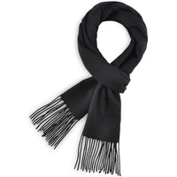 Accessoires textile Echarpes / Etoles / Foulards Qualicoq Echarpe FELY - Couleur - Noir - Fabriqué en France Noir