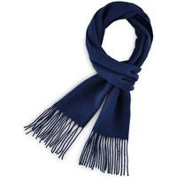 Accessoires textile Echarpes / Etoles / Foulards Qualicoq Echarpe FELY - Couleur - Bleu cobalt - Fabriqué en France Bleu cobalt