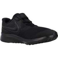 Chaussures Fille Baskets basses Nike STAR RUNNER 2 (PSV) FA Noir