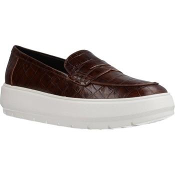 Chaussures Femme Mocassins Geox D KAULA Marron