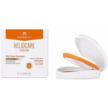 Beauté Fonds de teint & Bases Heliocare Color Compacto Oil-free Spf50 brown 10 Gr