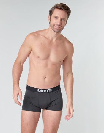 Levi's MEN SOLID TRUNK PACK X2