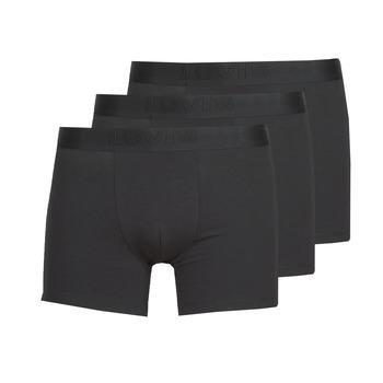 Sous-vêtements Homme Boxers Levi's PRENIUM BRIEF PACK X3 Noir