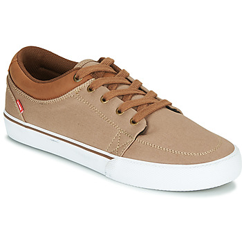 Chaussures Homme Baskets basses Globe GS Taupe