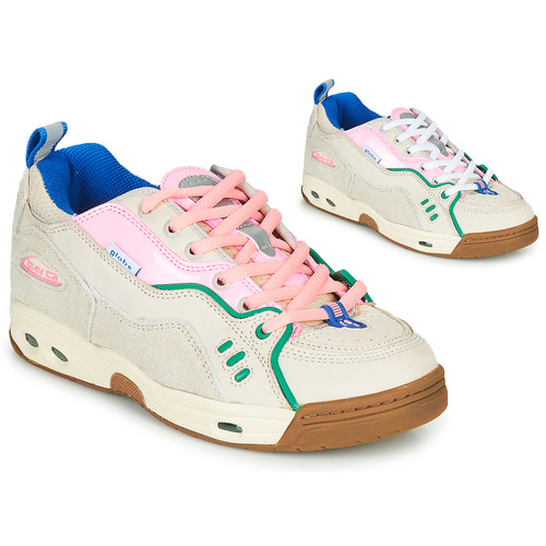 Chaussures Femme Baskets basses Globe CT-IV CLASSIC Beige / Rose