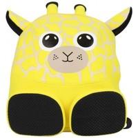 Sacs Enfant Sacs à dos Maskot Petit sac à dos enfant  Dreskot la Girafe Jaune Multicolor