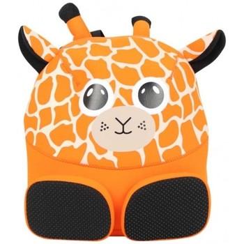 Sacs Enfant Sacs à dos Maskot Petit sac à dos enfant  Dreskot la Girafe Orange Multicolor