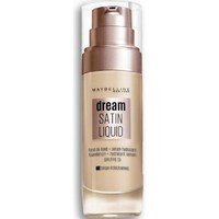 Beauté Femme Fonds de teint & Bases Maybelline New York Fond De Teint DREAM SATIN LIQUID - 20 Beige éclat Autres