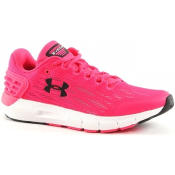 Chaussures Enfant Running / trail Under Armour Grade School Charged Rogue Rose