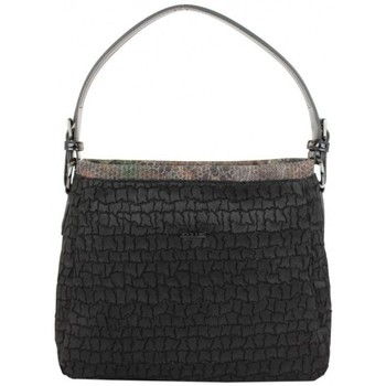 Sacs Femme Sacs porté épaule Patrick Blanc Sac seau  motif noir Multicolor