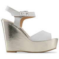 Chaussures Femme Sandales et Nu-pieds Made In Italia - betta Blanc