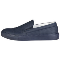 Chaussures Homme Mocassins Made In Italia - lamberto Bleu