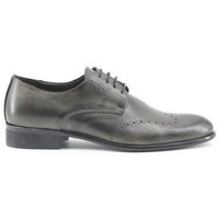 Chaussures Homme Derbies Made In Italia - elio Gris