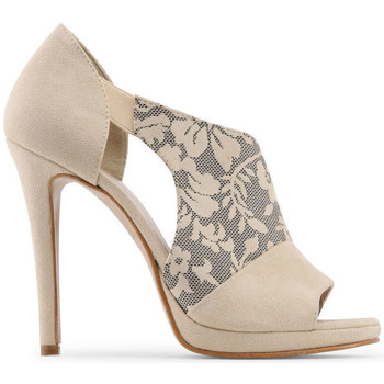 Chaussures Femme Sandales et Nu-pieds Made In Italia - iole Marron