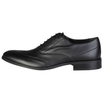 Chaussures Homme Richelieu Made In Italia - isaie Noir