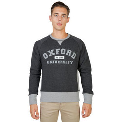 Vêtements Homme Sweats Oxford University - oxford-fleece-raglan Gris