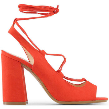 Chaussures Femme Sandales et Nu-pieds Made In Italia - linda Rouge