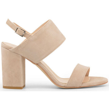 Chaussures Femme Sandales et Nu-pieds Made In Italia - favola Marron