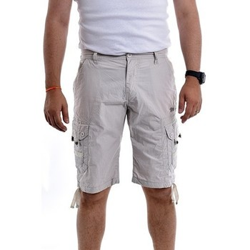 Vêtements Homme Shorts / Bermudas Ritchie Bermuda battle BASIL Gris