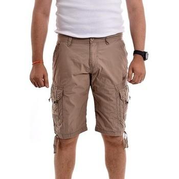 Vêtements Homme Shorts / Bermudas Ritchie Bermuda battle BASIL Marron