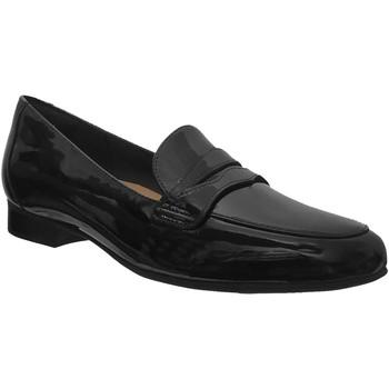Chaussures Femme Mocassins Clarks Un blush go Noir vernis