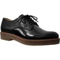 Chaussures Femme Derbies Kickers Oxfork Noir