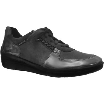 Chaussures Femme Baskets basses Mephisto Carole Gris cuir
