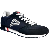 Chaussures Homme Baskets basses Pepe jeans Klein archive Marine