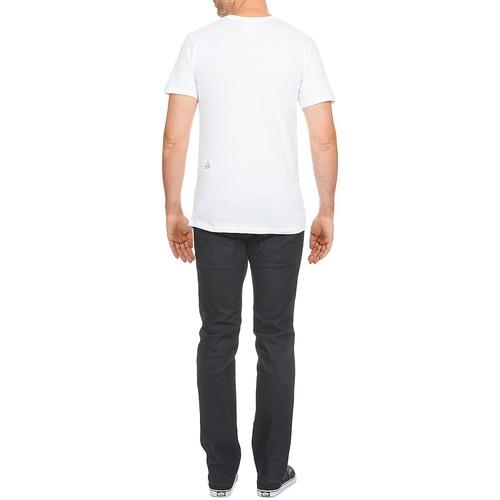 Homme Eleven Fara Courtes shirts Blanc Manches M T Paris QsdhtrxC