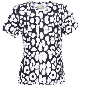 T-shirts & Polos Eleven Paris BIRINA Noir 350x350