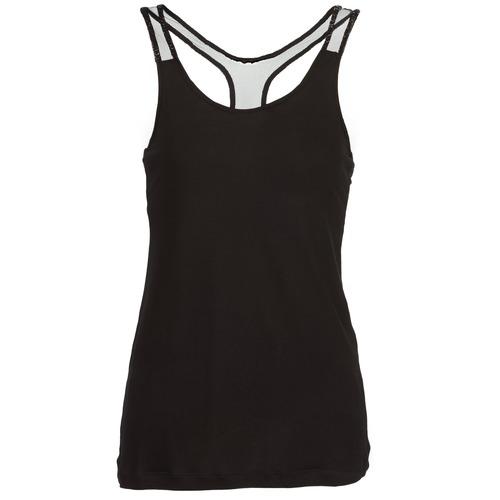 Vêtements Femme Débardeurs / T-shirts sans manche Religion DELICATE Noir
