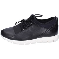 Chaussures Homme Baskets basses Alexander Smith sneakers cuir noir