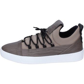 Chaussures Homme Baskets basses Alexander Smith sneakers textile beige