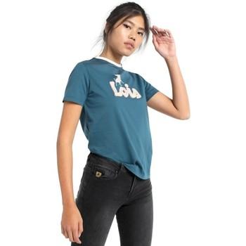 Vêtements Femme T-shirts manches courtes Lois camiseta toro 420212045 Bleu