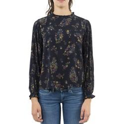 Vêtements Femme Tops / Blouses Only 15186636 faith bleu