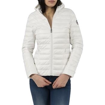 Vêtements Femme Doudounes JOTT doudoune cloe ml capuche blanc